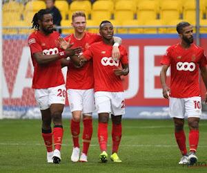 Trois absents à l'entraînement du Standard à la veille du match contre Belediyespor