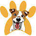 PlayDogs: Share and discover walks with your dog icon