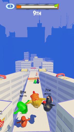 Fall Guyz Race 3D – Ultimate Parkour Run  screenshots 4