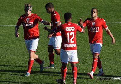 Outre Valdés, un deuxième joueur du Standard est forfait pour Westerlo