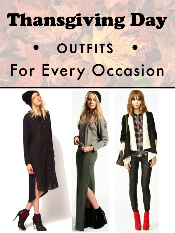 Thanksgiving Day Outfits For Every Occasion