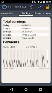 DashCentral- screenshot thumbnail