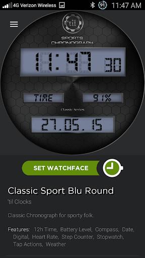 Classic Sport Watchmaker Theme