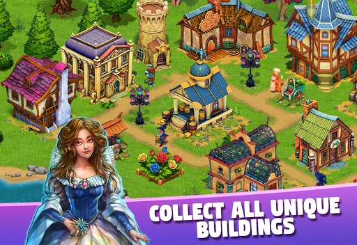 Fairy Kingdom: World of Magic and Farming apkpoly screenshots 4