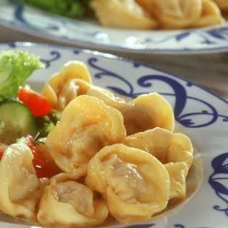 Siberian Beef Dumplings