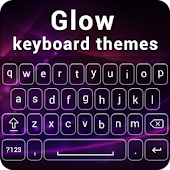 Glow Keyboard Theme
