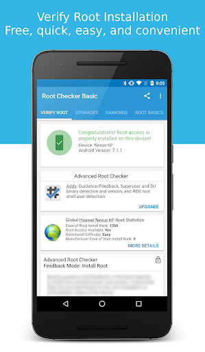Root Checker 6.4.8 screenshots 2