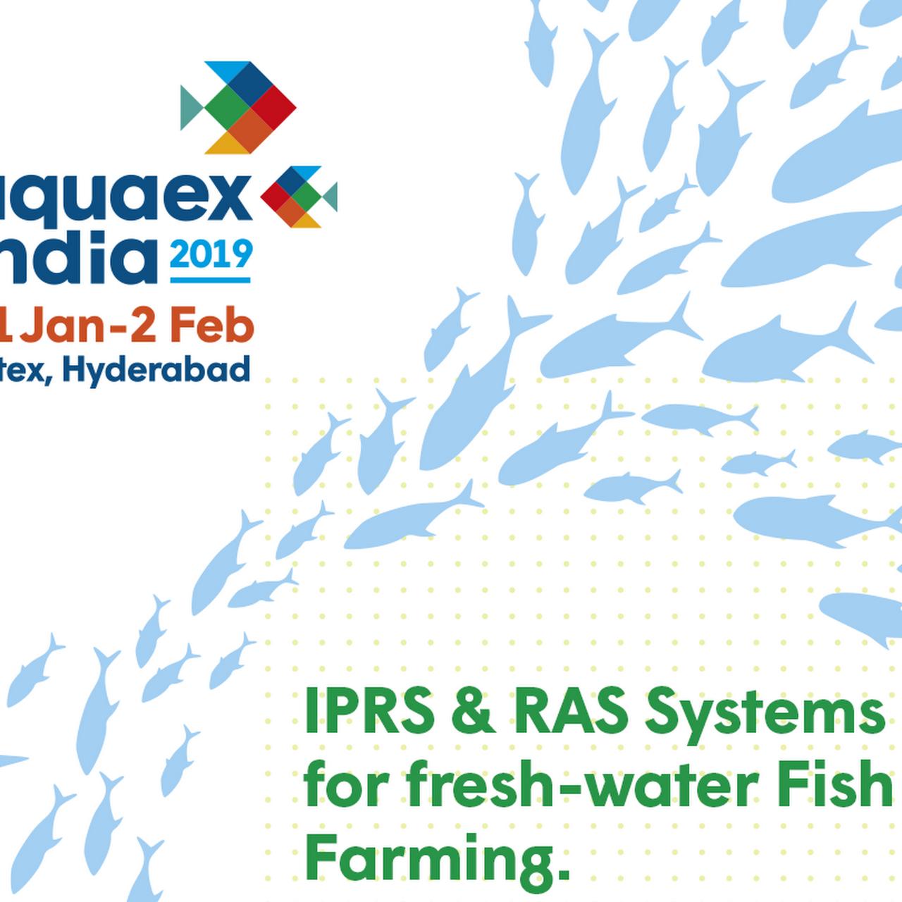 AquaEx India - India International Fisheries and Aquaculture