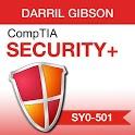 CompTIA Security+ SY0-501 Prep icon