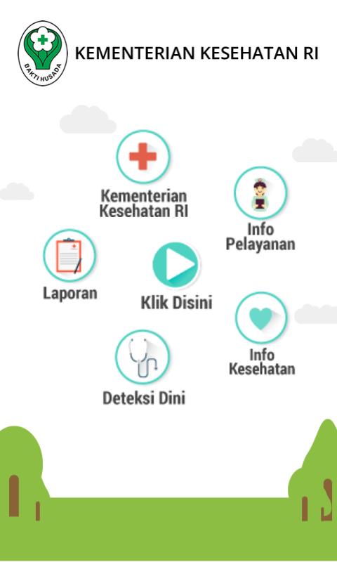 Penampakan Aplikasi Sehat Jiwa