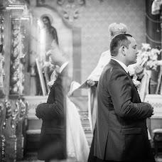 Wedding photographer Irina Kuzishin (tarasiryna). Photo of 12.09.2017