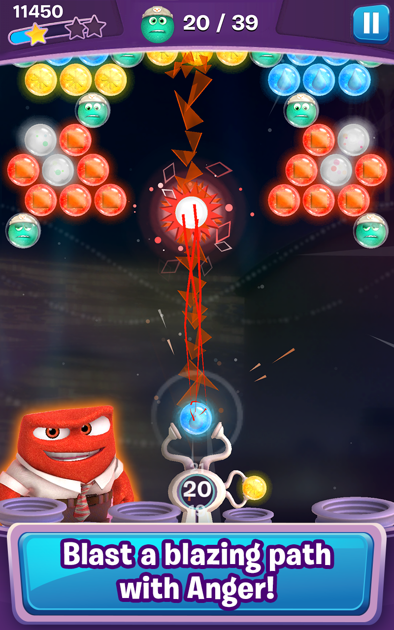 Inside Out Thought Bubbles screenshot #4