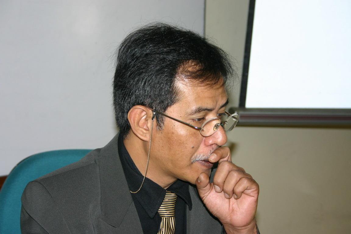 Indrawarman Profile (at Work)