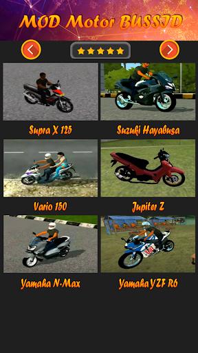 Mod Motor Bussid 1.7 Screenshots 3