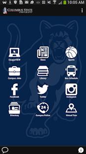 Columbus State University - náhled