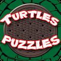 Cartoon Tiles Puzzle:Turtle Ed icon