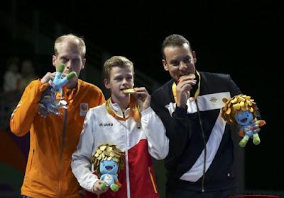 """16-jarige Laurens Devos bezorgt ons land goud in Rio: """"Geen woorden voor"""""""