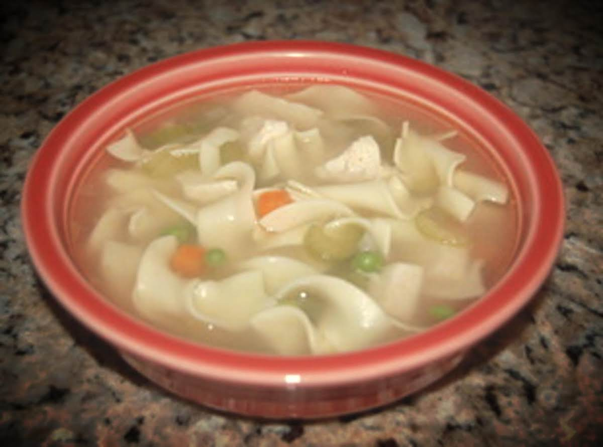 American Test Kitchen Heart Chicken Soup