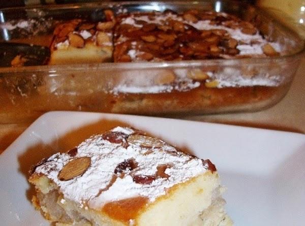 Butter Pear Cake Recipe