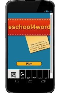 Eschool4Word - náhled