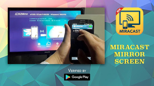 MiraCast For Android to TV 4.0.4 screenshots 1