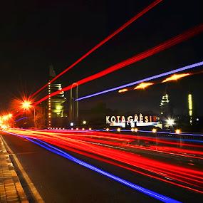 My City by Bandar Pak Ustad - City,  Street & Park  Street Scenes
