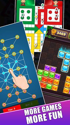 Ludo लूडो - New Ludo Online 2020 Star Dice Game androidhappy screenshots 1