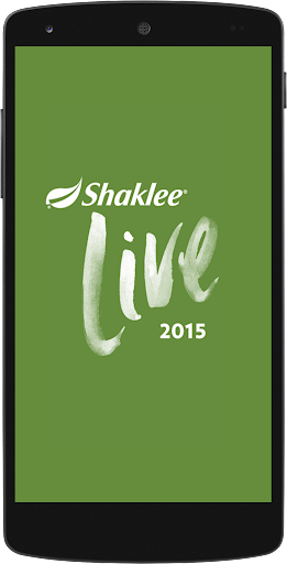 Shaklee LIVE 2015 old devices