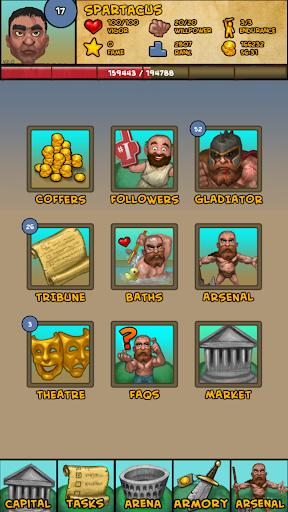 Gladiator: Rise Of Legends 2.13 screenshots 5