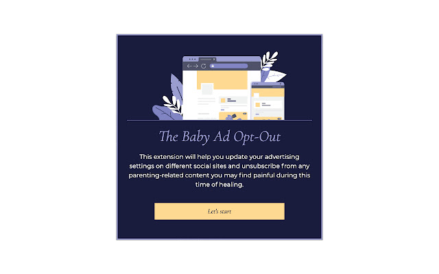 Sunnybrook Hospital Baby Ad Opt-Out