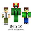 Skin Ben10 and Maps for Minecraft