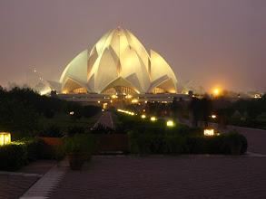 Photo: Bahá'í House of Worship a.k.a Lotus Temple (Delhi, India)
