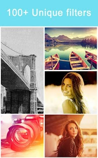 Fotos Photo Editor for Android screenshot