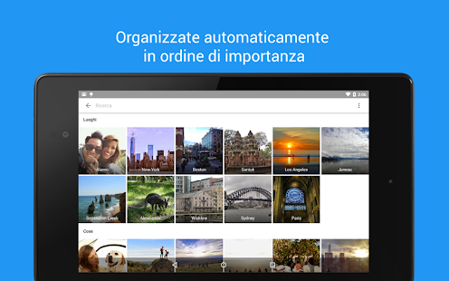 Google Foto - App Android su Google Play