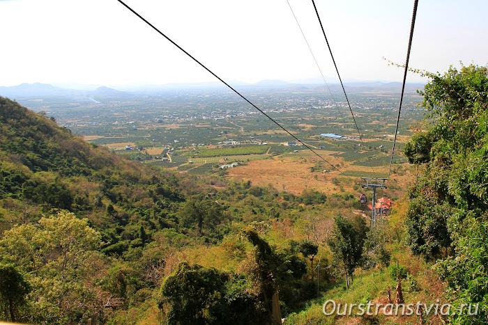 Гора Таку, юг Вьетнама