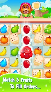 Fruit Forest - Match 3 - náhled