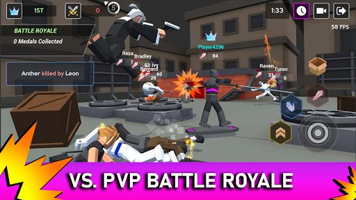 SmashGrounds.io: Ragdoll Epic Gang Of Beast Battle 0.016b screenshots 3