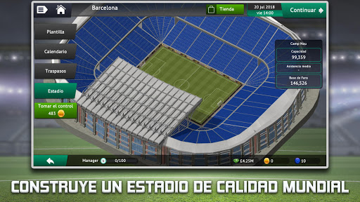 Soccer Manager 2019  trampa 2