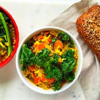 Turkey Kale Soup