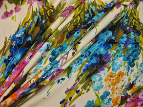Photo: Ткань : Муслин натуральный шелк ш.140см. цена 4600руб.