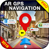 AR GPS Navigation, AR Maps, AR Driving Directions Android APK Download Free By Trends.on.Go | AR Navigation GPS Maps Street View