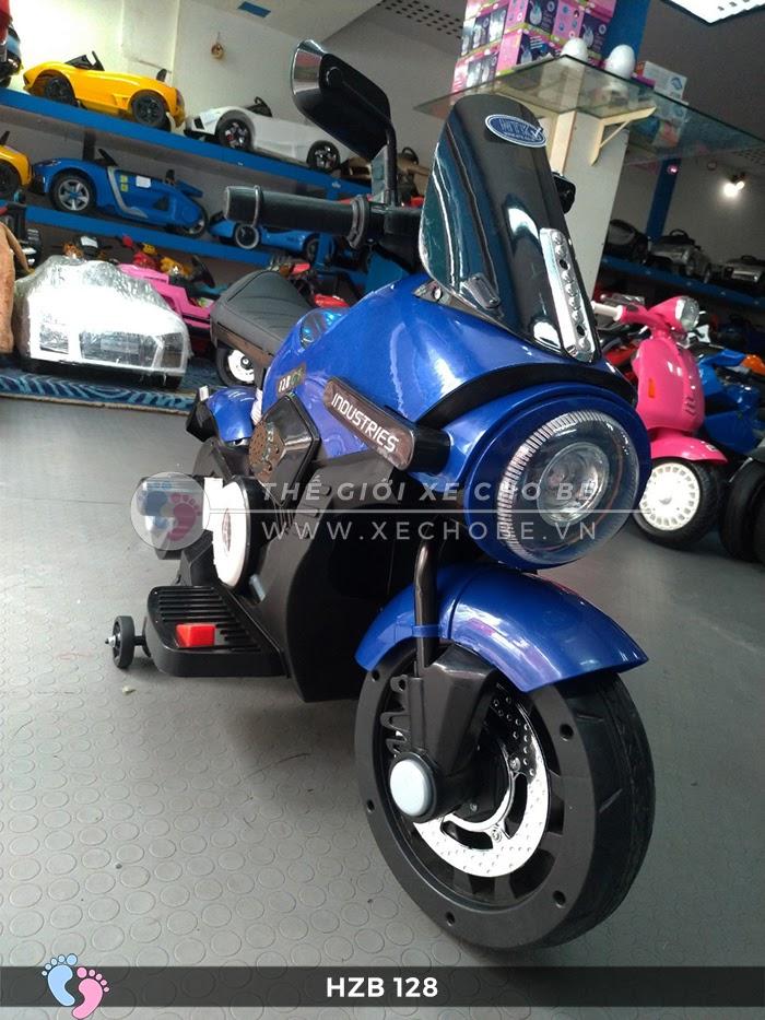Xe máy điện cho bé HZB-128 GT 10