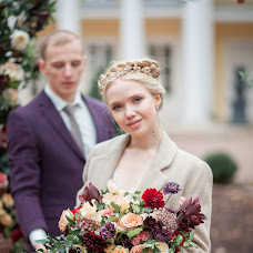 Wedding photographer Yuliya Samokhina (JulietteK). Photo of 23.11.2016