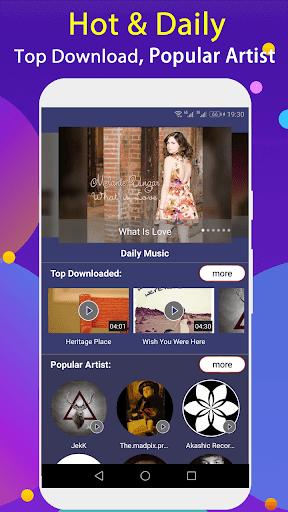 Free Music Downloader & Mp3 Music Download 1.0.7 7