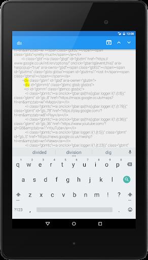 Inspect and Edit HTML Live Pro screenshot 9