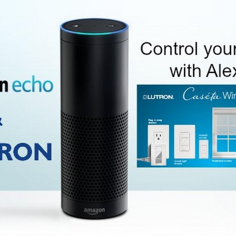 Lutron Gatway Amazon Echo Kit