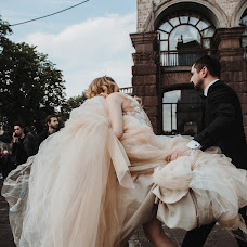 Wedding photographer Anna Kuzmina (xrustja6ka). Photo of 17.09.2018