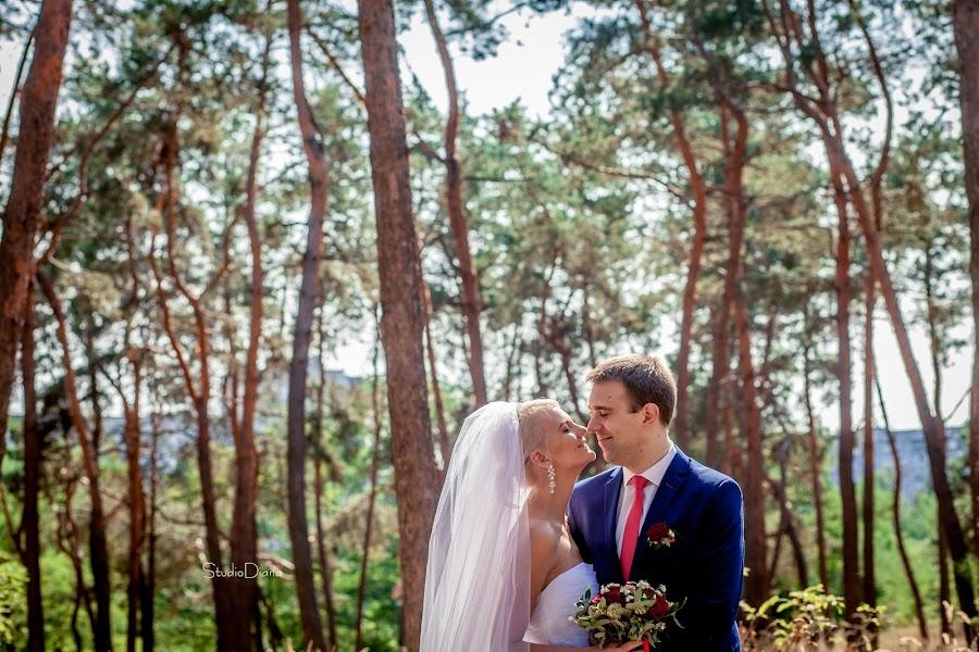Свадебный фотограф Диана Тим (StudioDiana). Фотография от 11.09.2017