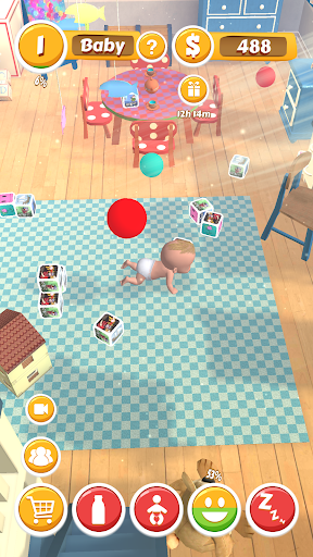 My Baby 3 (Virtual Pet) 1.6.2 screenshots 1