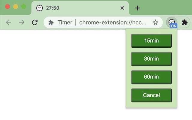 Browser Timer